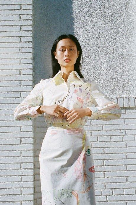 «Детские» рисунки на одежде: Ответ моды на перепотребление. Изображение № 7.