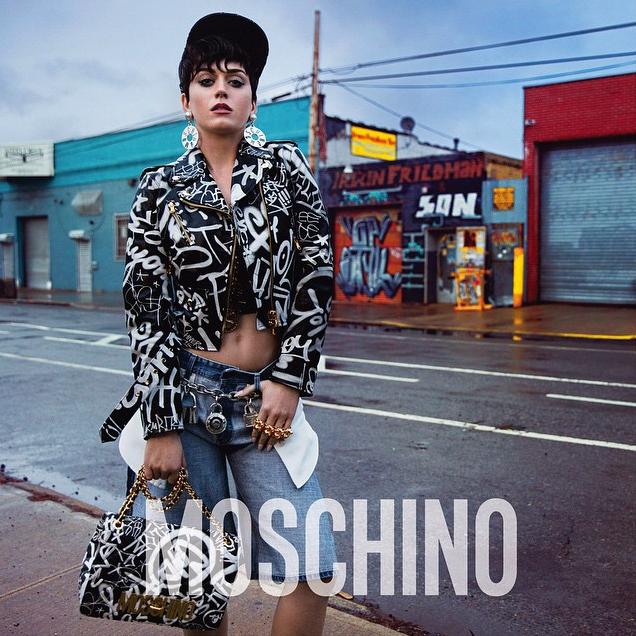 Moschino показали рекламную кампанию с Кэти Перри. Изображение № 5.