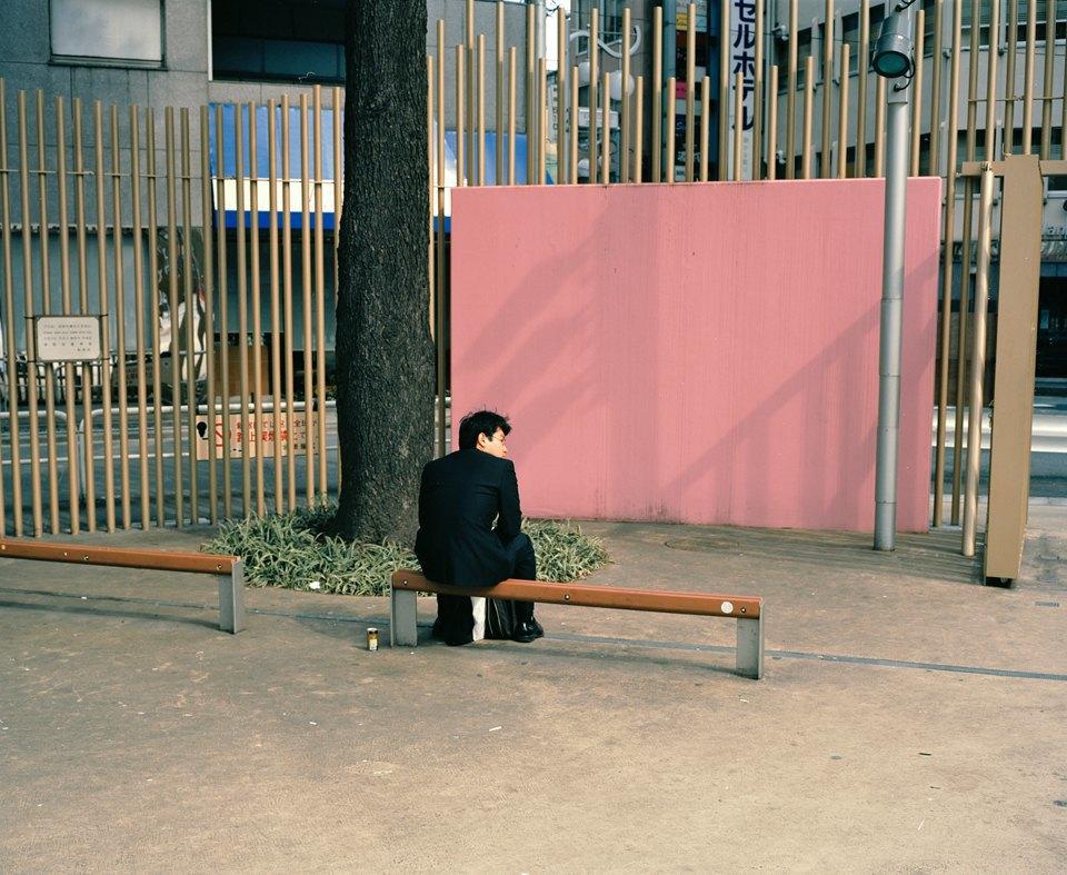 «Частные мысли»: Созерцание в городской среде. Изображение № 15.