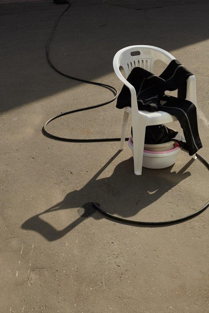 Лукбук J.Kim, вдохновлённый южнокорейскими ныряльщицами. Изображение № 10.