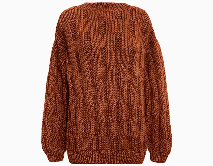 Тепло и уютно: 10 свитеров с щедрой скидкой. Изображение № 2.