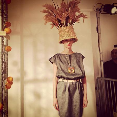 Парижская неделя моды: Чем запомнился первый день. Изображение № 7.