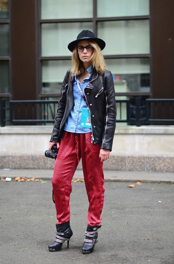 Неделя моды в Лондоне. Изображение № 32.