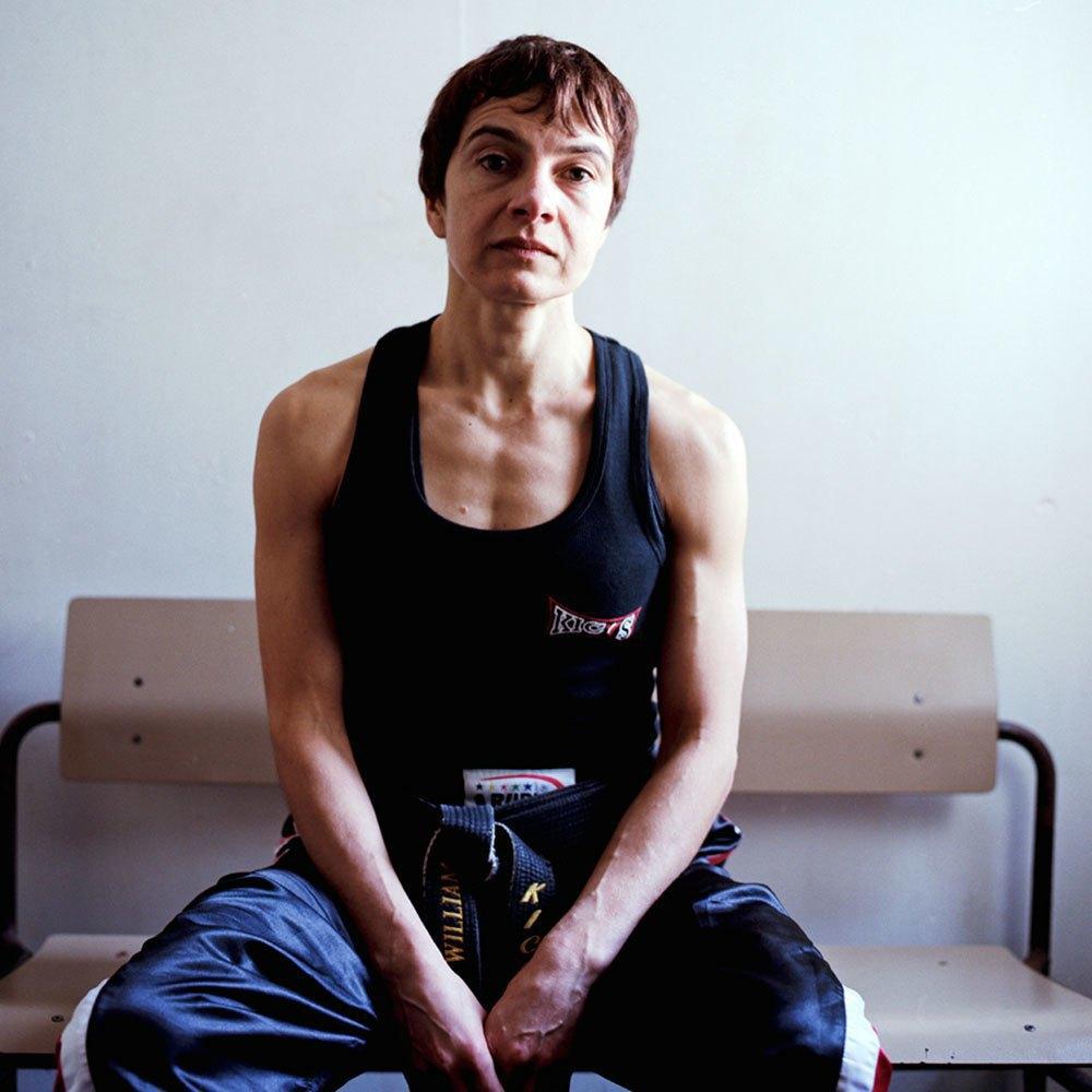 «Женщины с кулаками»: Кикбоксерши после боя. Изображение № 10.
