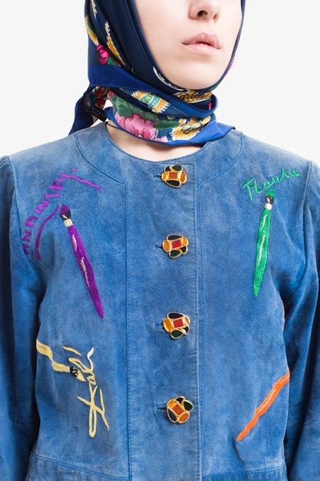 Создательница салона винтажа Наталина Бонапарт о любимых нарядах. Изображение № 9.