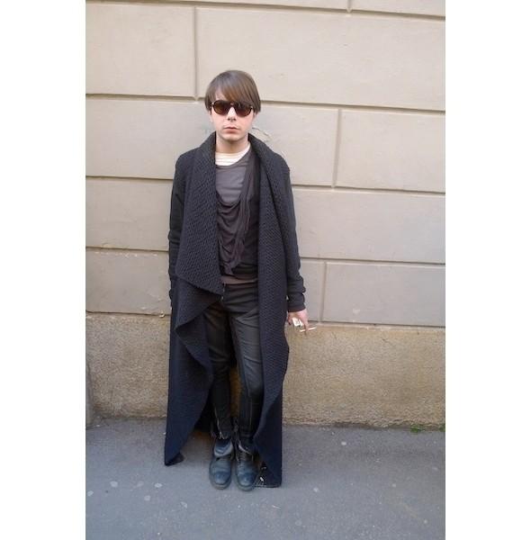 Milan Fashion Week: день второй — луки. Изображение № 5.