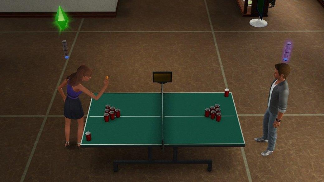 Как юные фанатки The Sims представляют себе взрослую жизнь. Изображение № 14.