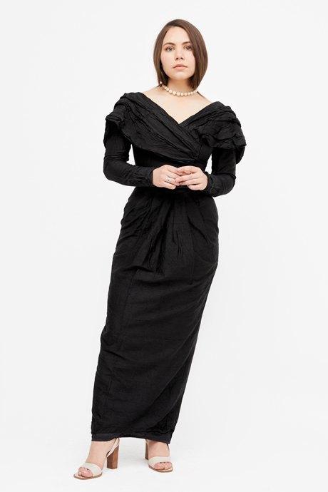 Основательница винтажного магазина More is More Аня Кольцова о любимых нарядах. Изображение № 14.