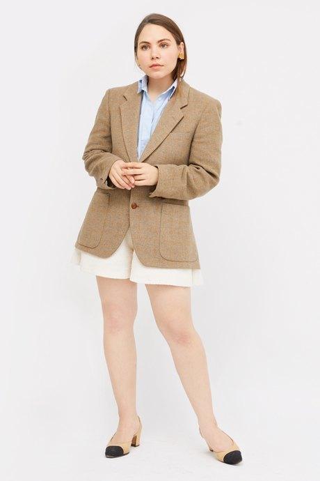Основательница винтажного магазина More is More Аня Кольцова о любимых нарядах. Изображение № 8.