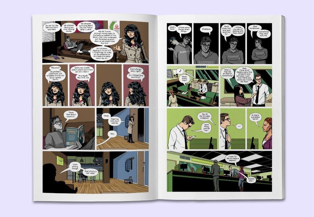 10 комиксов, по которым нужно срочно снять сериал. Изображение № 1.