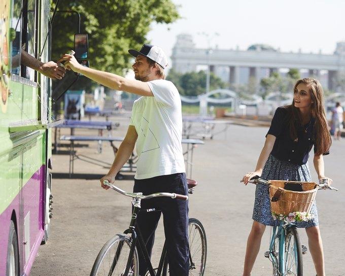 Kixbox и City Cycle выпустили второй совместный лукбук. Изображение № 5.