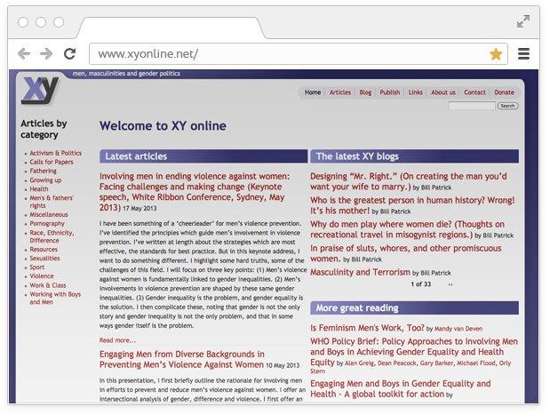 Активная позиция:  5 сайтов про мужской феминизм. Изображение № 2.