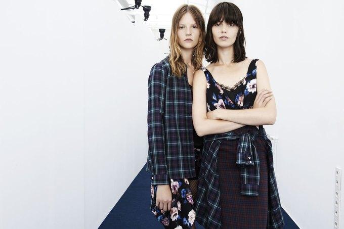 Леопардовые шубы и платья-сорочки в новой коллекции Zara. Изображение № 10.