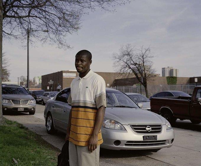 Фотограф сделала проект из портретов мужчин, пытавшихся ее «снять». Изображение № 2.