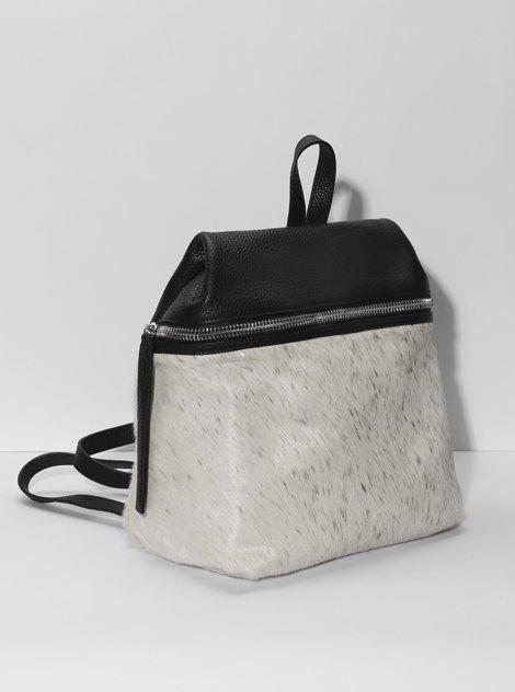 Плюшевые рюкзаки и сумки  Kara. Изображение № 2.