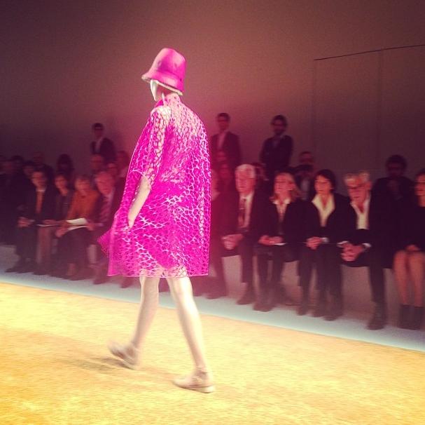 Прямой репортаж  с Paris Fashion Week:  День 6. Изображение № 15.