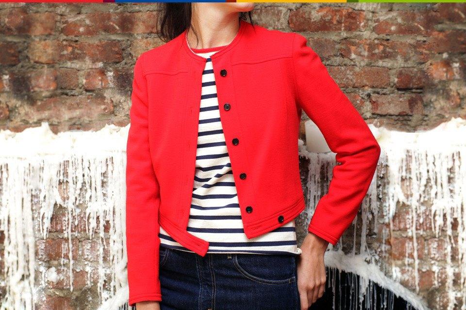 Число Пи: Нью-Йоркский стилист и ее коллекция пиджаков. Изображение № 2.