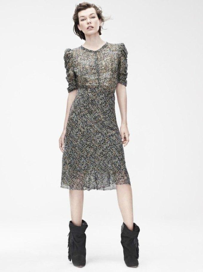 Показана коллекция Изабель Маран для H&M. Изображение № 2.