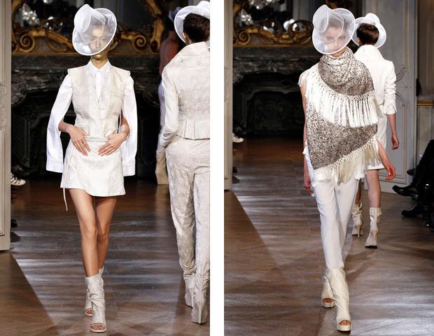 Парижская неделя моды:  Показы Dior, Isabel Marant, Maison Martin Margiela. Изображение № 47.