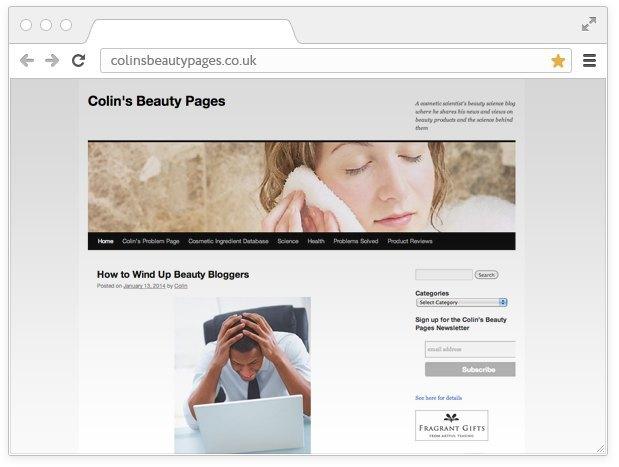 Из первых рук: Личные блоги  разработчиков косметики. Изображение № 6.