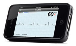 AliveCor Heart Monitor for iPhone. Изображение № 6.