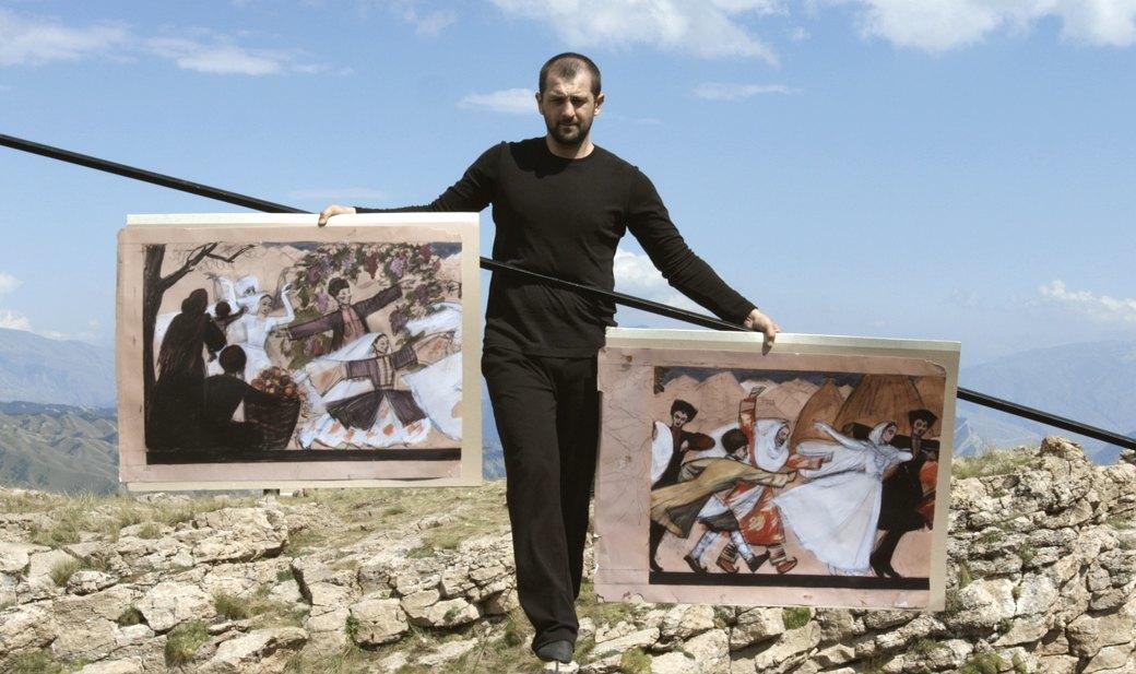 Подвиги Таус: Как супергероиня из Дагестана взяла премию Кандинского. Изображение № 1.