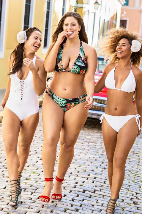 Sports Illustrated опубликовал съёмку  с реальными женщинами. Изображение № 11.