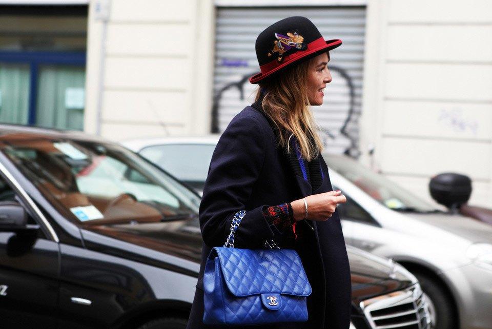 Анна Делло-Руссо, Элеонора Каризи и другие гости Миланской недели моды. Изображение № 2.