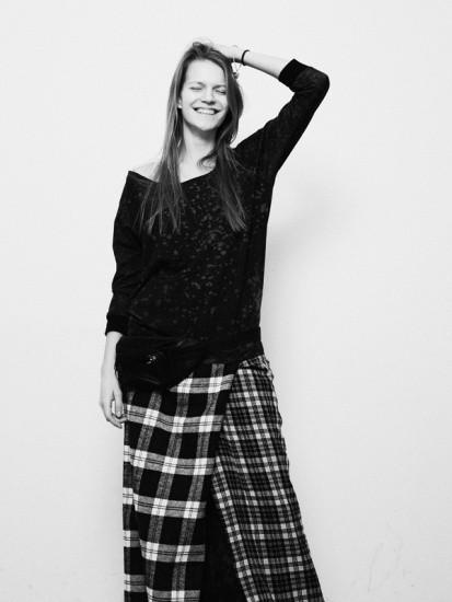 Новые лица: Юлия Сушфаляк, модель. Изображение № 32.