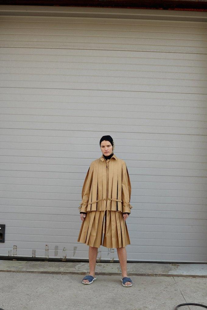 Лукбук J.Kim, вдохновлённый южнокорейскими ныряльщицами. Изображение № 12.