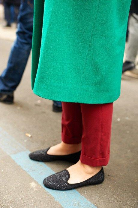 Стритстайл:  Неделя моды в Милане,  часть I. Изображение № 16.