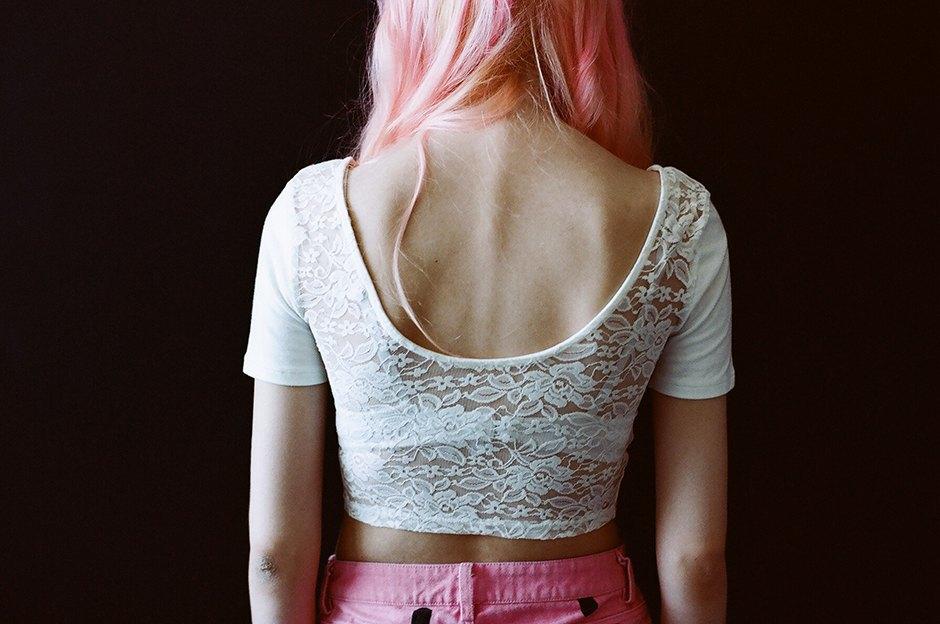 Блогер Кейли Флайт  о любимых нарядах. Изображение № 20.
