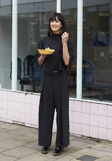 Модель: Лидия Грэм (Models1), стиль: Александра Карл, фото: Эрик Вольстрём    . Изображение № 15.