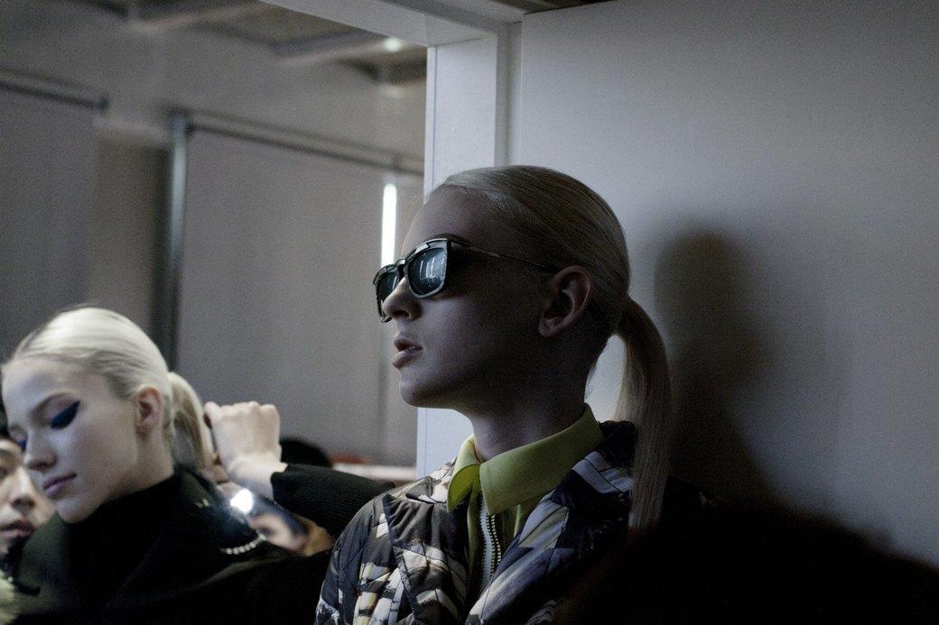 Paris Fashion Week FW 14: Бэкстейдж показа Kenzo. Изображение № 22.