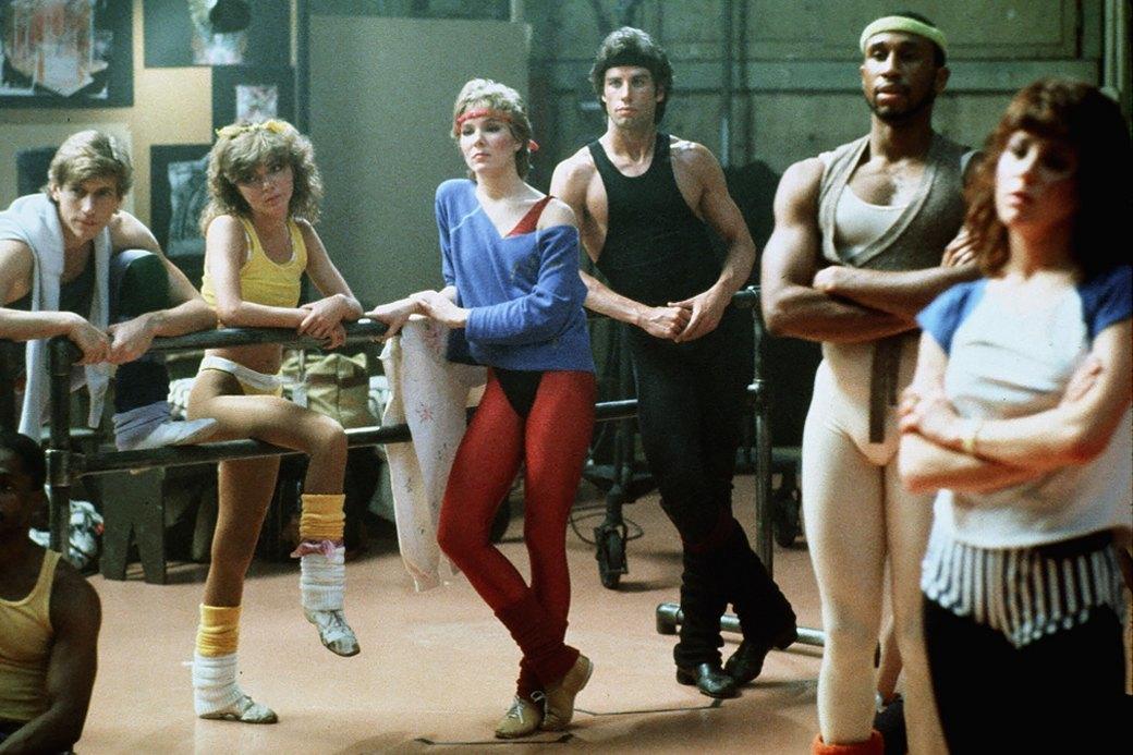 Возвращение 80-х: Легинсы как замена джинсам. Изображение № 2.