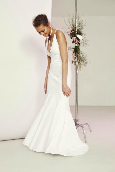 ASOS показали лукбук коллекции свадебных платьев. Изображение № 6.
