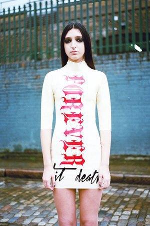 Meat: Повседневная одежда из латекса . Изображение № 7.