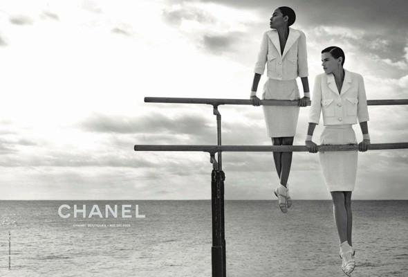 Chanel SS 2012 . Изображение № 192.