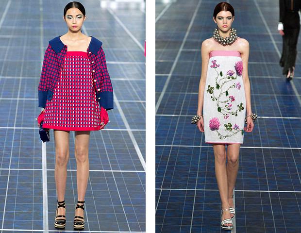 Парижская неделя моды: Показы Chanel, Valentino, Alexander McQueen и Paco Rabanne. Изображение № 3.