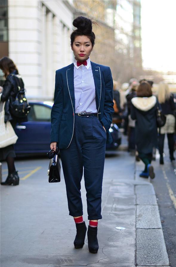 Неделя моды в Лондоне. Изображение № 5.