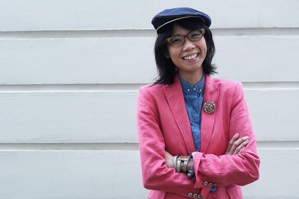 Гардероб: Джени Кай,  директор моды Esquire Singapore . Изображение № 23.