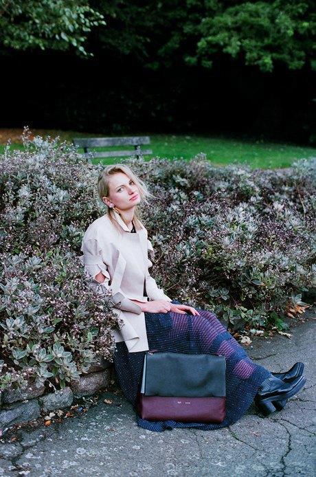 Маша Мел,  фотограф и редактор  журнала Vrag. Изображение № 13.