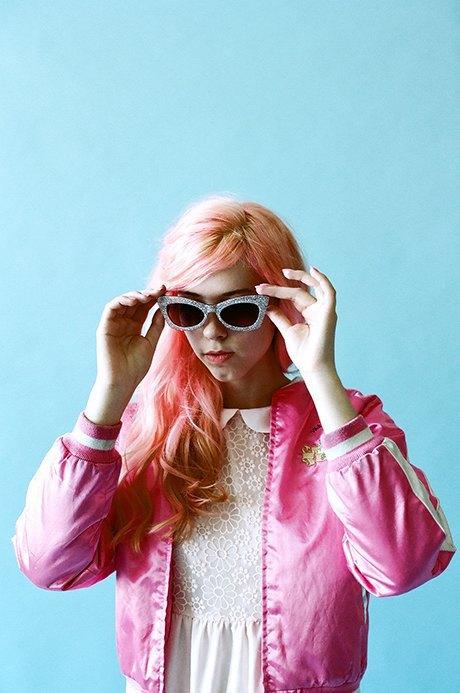 Блогер Кейли Флайт  о любимых нарядах. Изображение № 11.