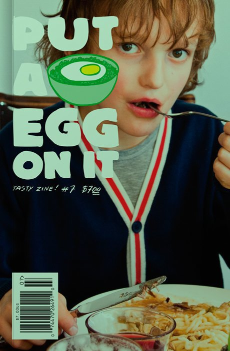 13 нескучных  журналов о еде. Изображение № 12.