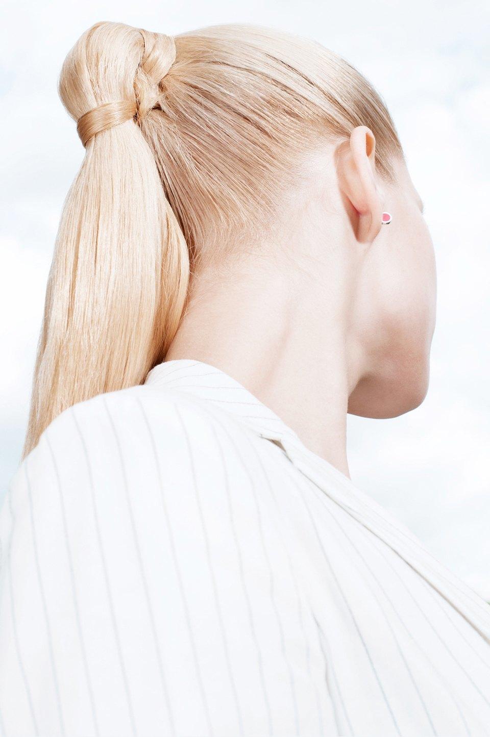 5 высоких летних причесок для длинных волос. Изображение № 12.