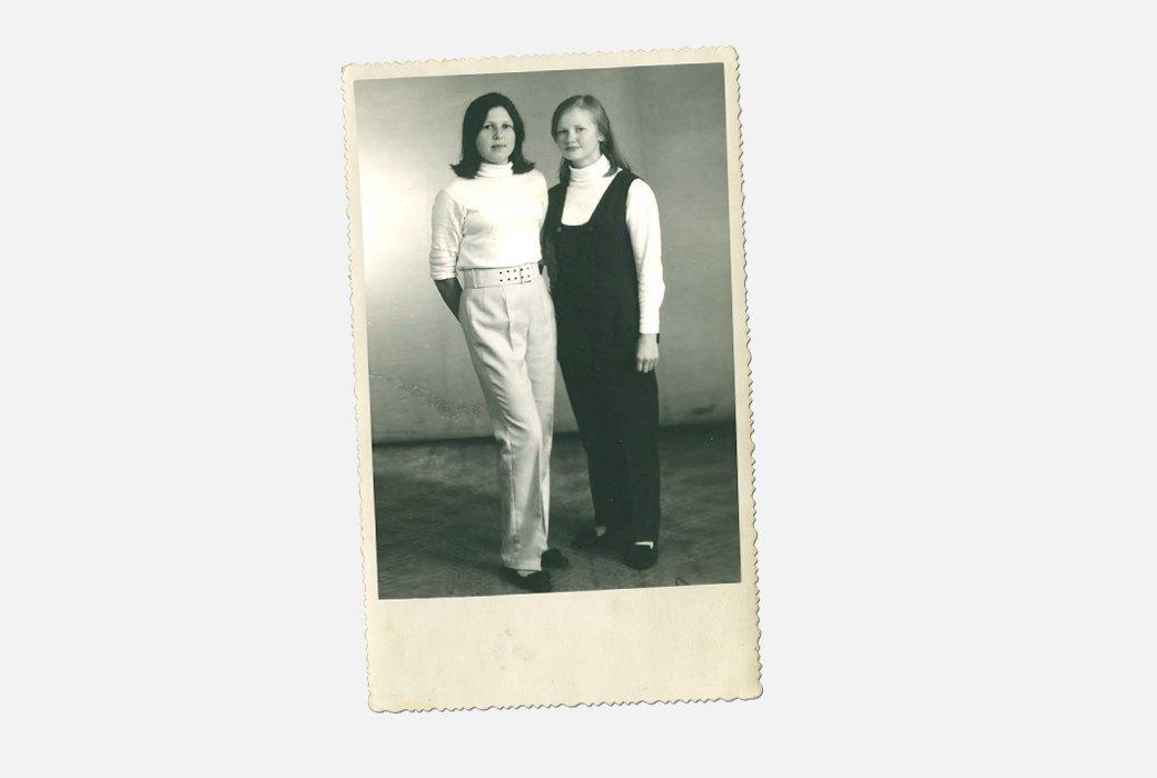 Как одевались наши родители в 70-х. Изображение № 9.