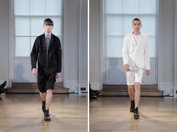 Показы на London Fashion Week SS 2012: Мужской день. Изображение № 4.