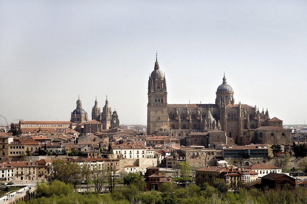 Как я прошла тысячу километров по Испании за 33 дня. Изображение № 4.