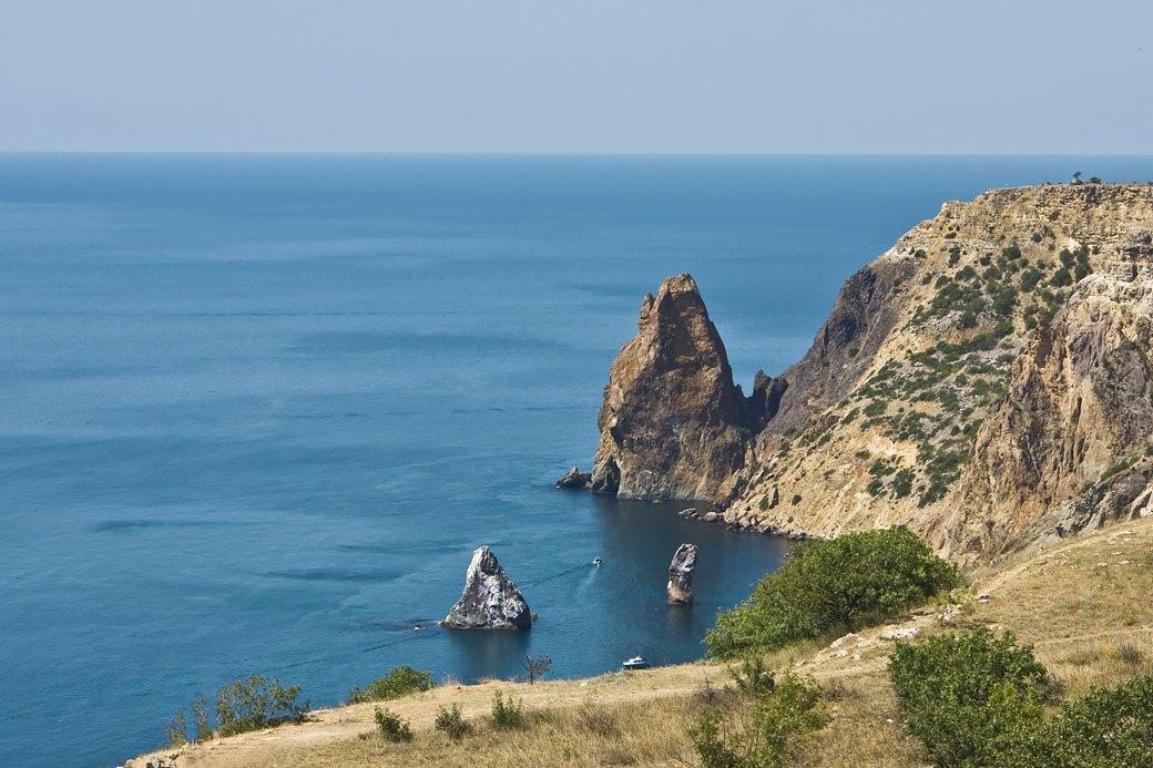 Две недели дикарём:  Как я уехала в Крым с палаткой совсем одна. Изображение № 3.