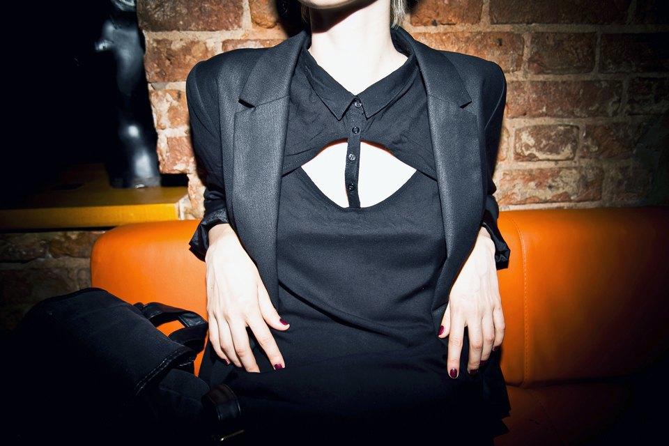Черное на черном:  Вечеринка  Discipline. Изображение № 4.